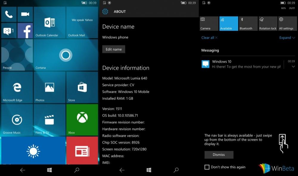 [atualizado] build nova do windows 10 mobile pode ser liberada hoje