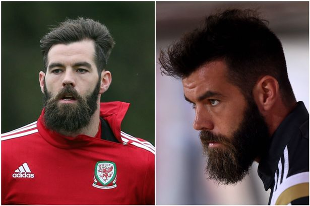 Image result for Joe Ledley beards