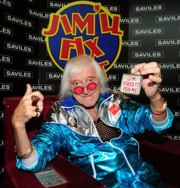 Savile died in October 2011 aged 84