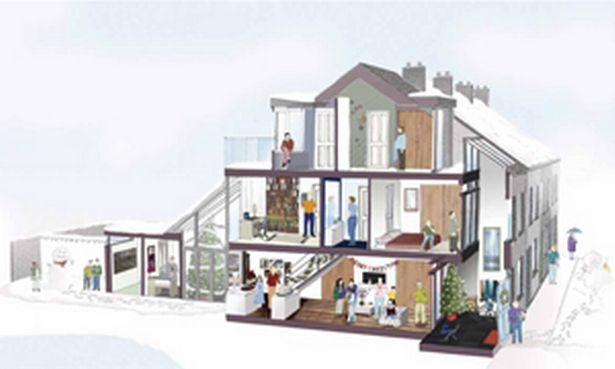 Terraced Housing Design Fit For 21st Century Features Bees And