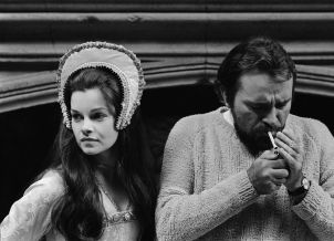 Image result for richard burton and genevieve bujold