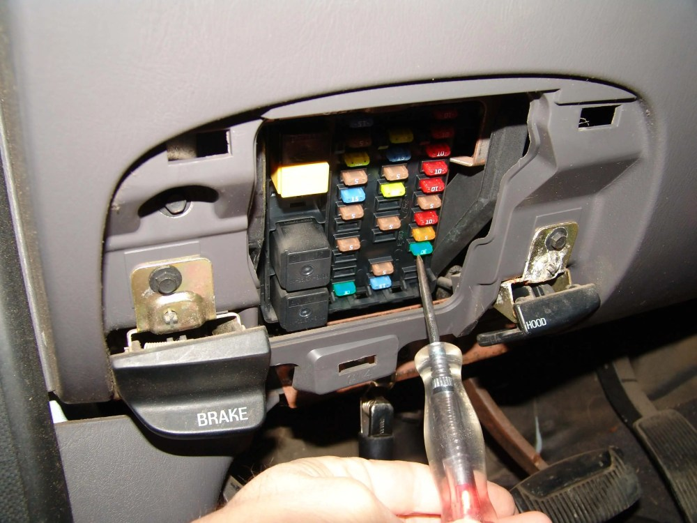 medium resolution of i also replaced the fuel pump relay at the same time since it will likely fail in the near future