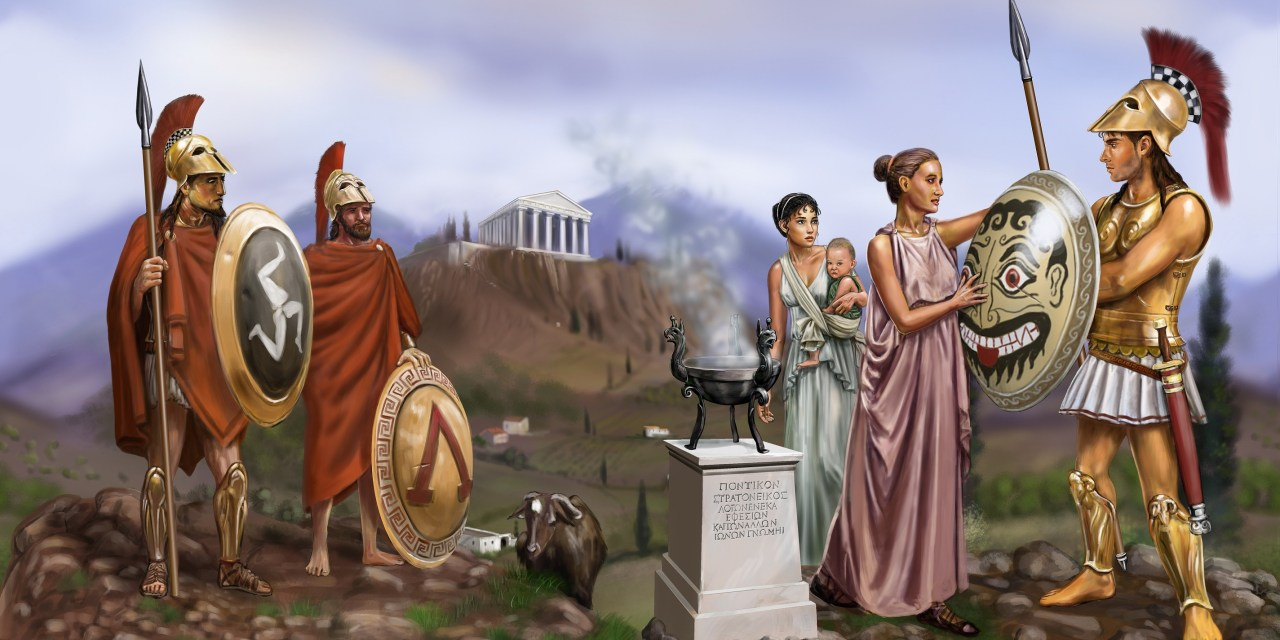 What Was it Like to be a Woman in Ancient Sparta   About