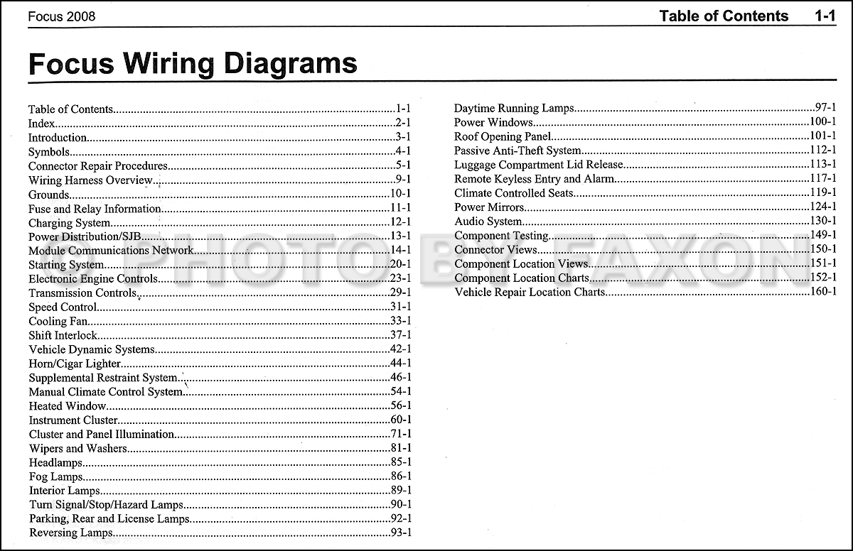 hight resolution of 2008 ford focus fuse box manual explained wiring diagrams 2005 focus fuse diagram 2008 ford focus