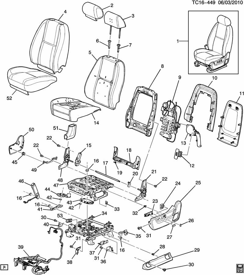 chevy tahoe interior wiring diagram