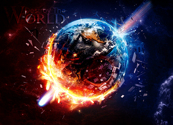 Mass Effect Animated Wallpaper Will God Destroy The World Christian Worldview Press