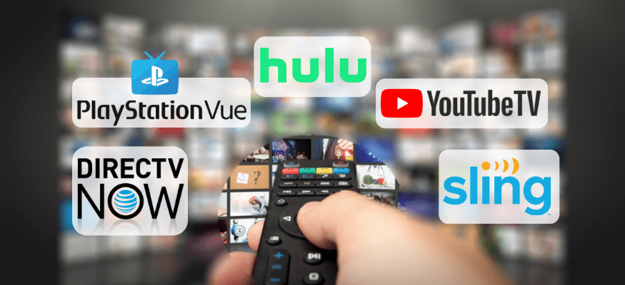 best live tv streaming services compare our top picks for july 2019 clark howard [ 1280 x 720 Pixel ]