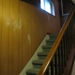 How To Paint Wood Paneling Country Living In A Cariboo Valley
