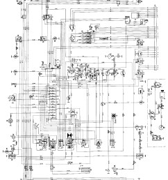 volvo 340 wiring diagram wiring diagrams value volvo 340 wiring diagram [ 1700 x 2040 Pixel ]