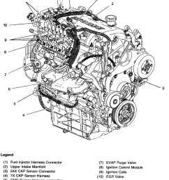 chevy engine parts diagram wiring diagram databasegm 2 2 engine parts diagram [ 1300 x 1486 Pixel ]