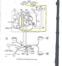 john deere starter switch wiring diagram [ 1280 x 1632 Pixel ]