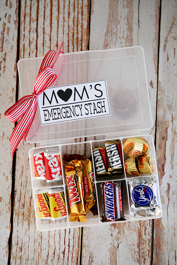 Mom S Emergency Stash Edible Crafts