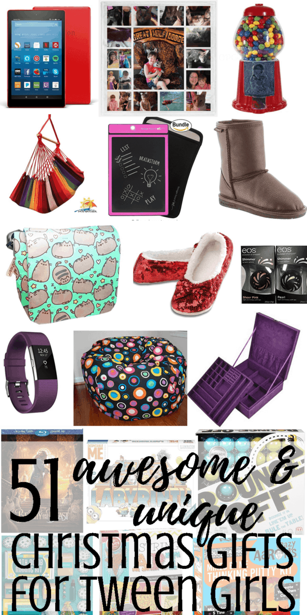 58 Awesome Unique Christmas Gift Ideas For Tween Girls
