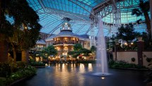 Christmas Tradition In Nashville Gaylord Opryland Hotel