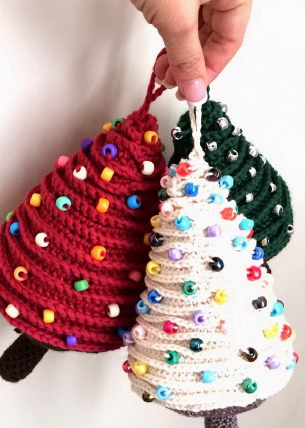 20 Easy Crochet Ornaments And Projects For Christmas For