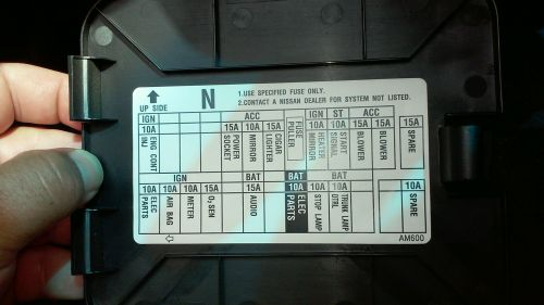small resolution of 2006 infiniti g35 fuse box location g6 fuse box location g35 coupe fuse box location