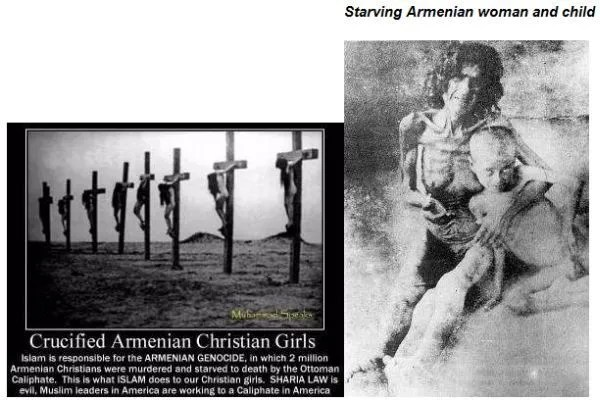 On The Anniversary Of The Armenian Massacres Here S The