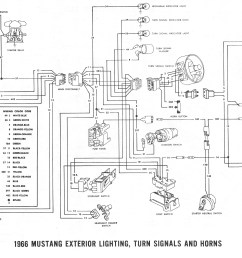 66 mustang tail light wiring diagram [ 3076 x 2073 Pixel ]