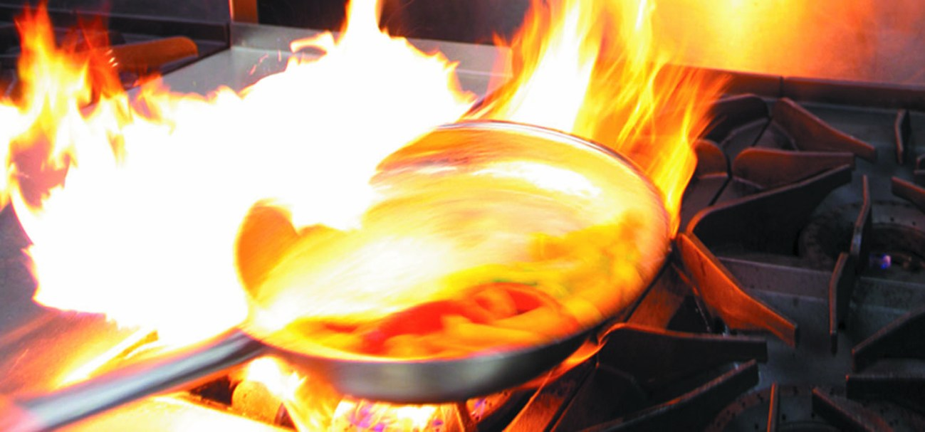 Kitchen Fire Safety is on the Menu  International Fire