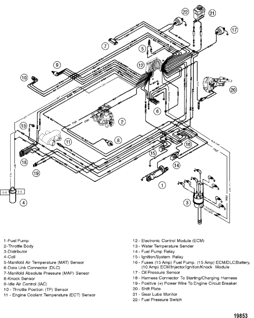 small resolution of mercruiser 4 3 wiring harness wiring diagram database connection diagram for a 4 wire alternator 43l merc alpha page 1