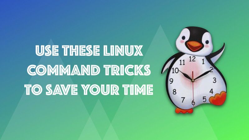 20 linux command tips