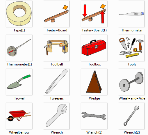 Electrical Tools Name List