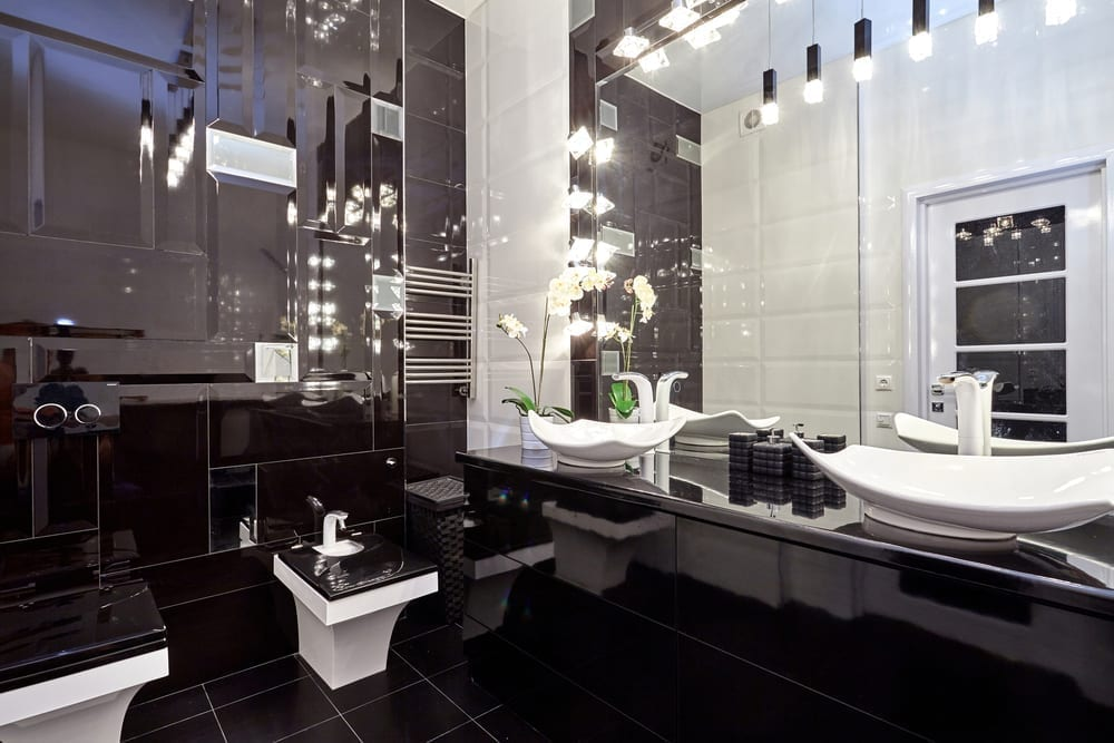 How To Create A Hotel Style Bathroom In Your Own Home Love Chic Living