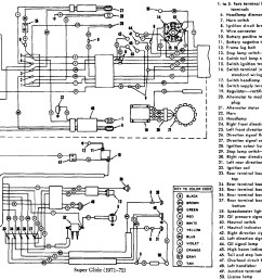 Shovelhead Wiring Diagram Instrument - auto fuel gauge ... on