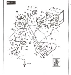 columbia par car 48v wiring diagram [ 1516 x 1829 Pixel ]
