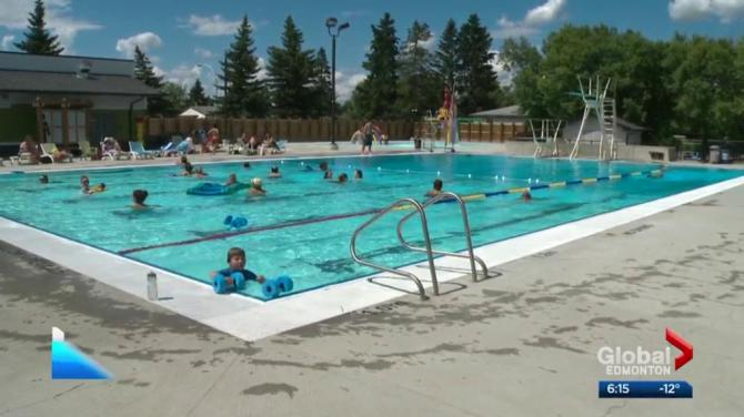 How Much Pee Is In The Pool? New Alberta Research Measures