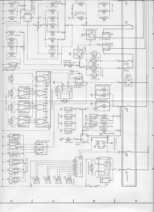 small resolution of toyotum pickup wiring diagram download