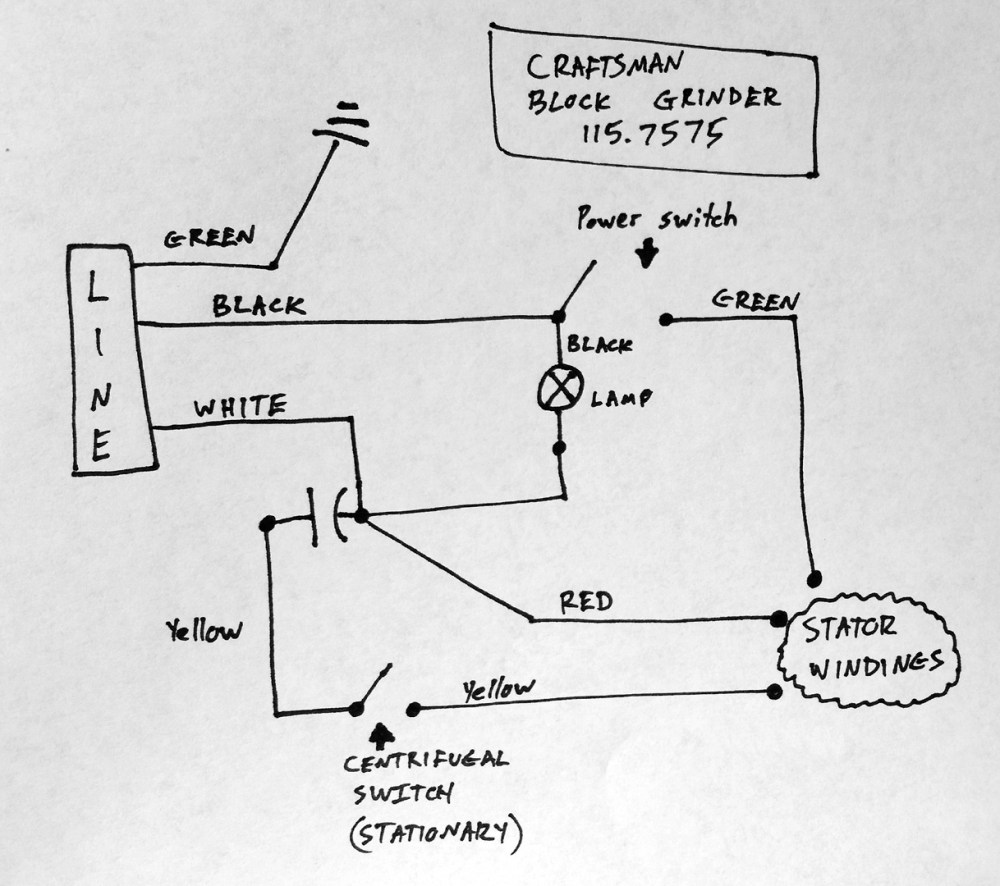 medium resolution of grinder wiring diagram wiring diagram todays bench grinders made in usa delta bench grinder wiring diagram