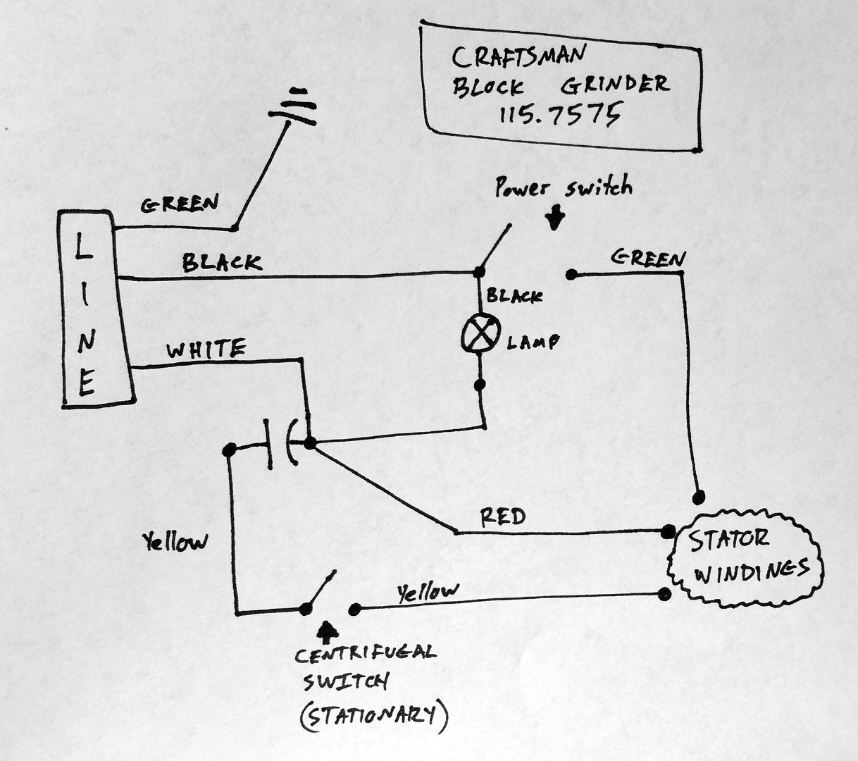 hight resolution of grinder wiring diagram wiring diagram todays bench grinders made in usa delta bench grinder wiring diagram