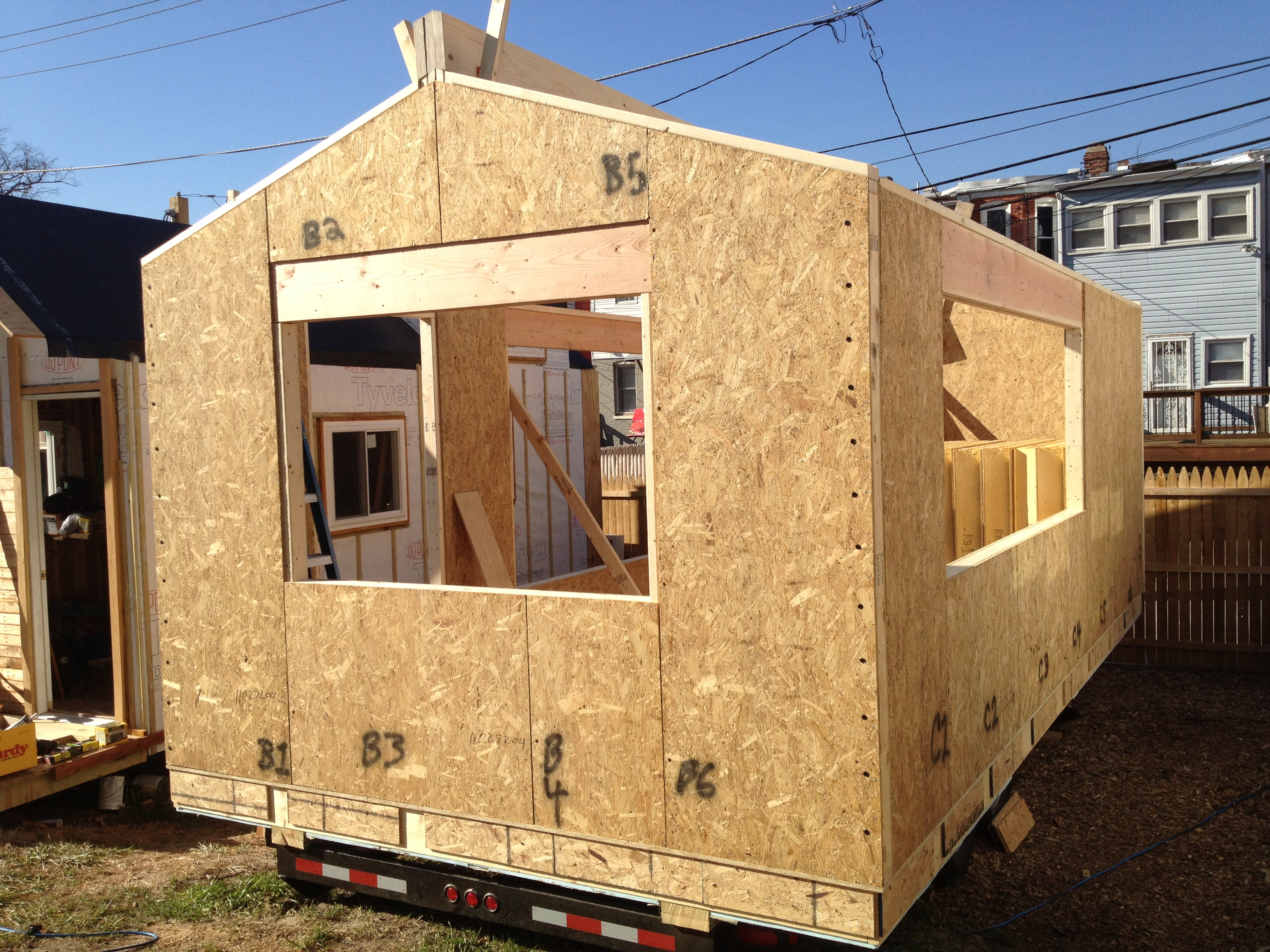 Minim House Construction Starts Micro Showcase