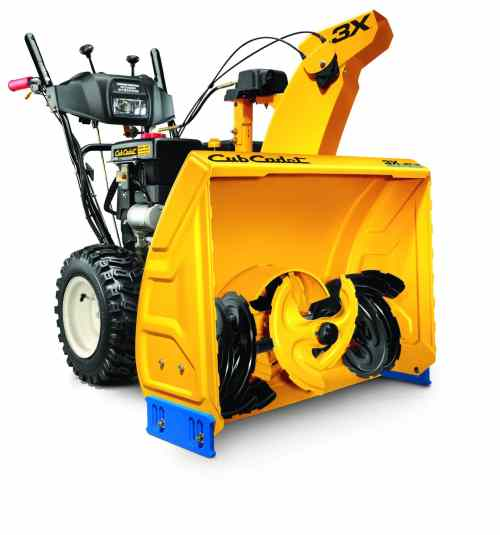 small resolution of cub cadet 3x 28 24 inch three stage snow blower review movingsnow com