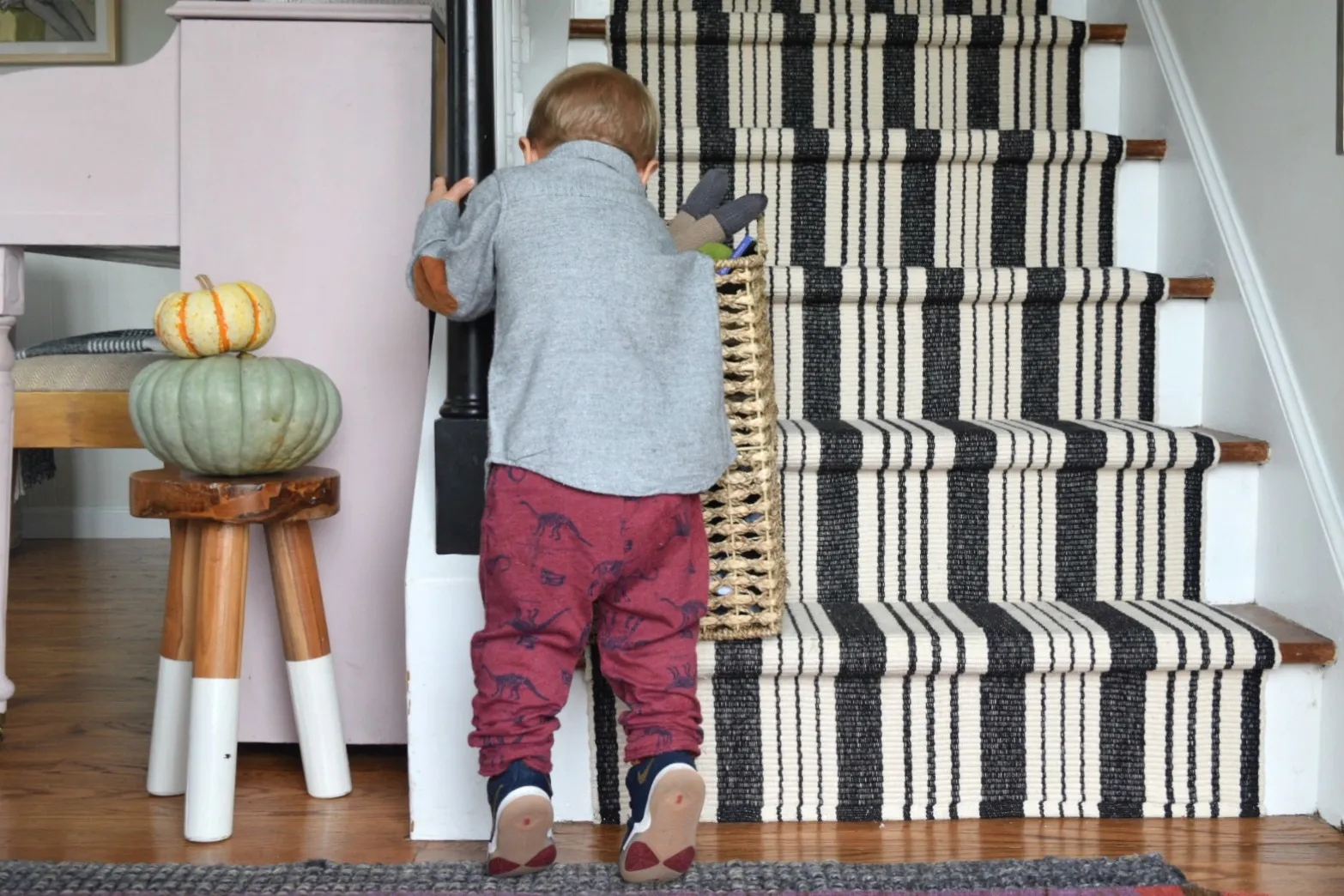 Learn From Our Mistakes When Installing A Stair Runner Nesting | Cost To Have Stairs Carpeted | Wood | Stair Tread | Hardwood Flooring | Tile | Installation