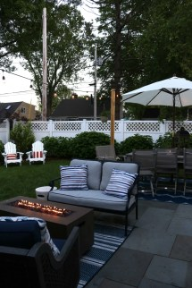 Backyard Patio- Outdoor Furniture Small Spaces
