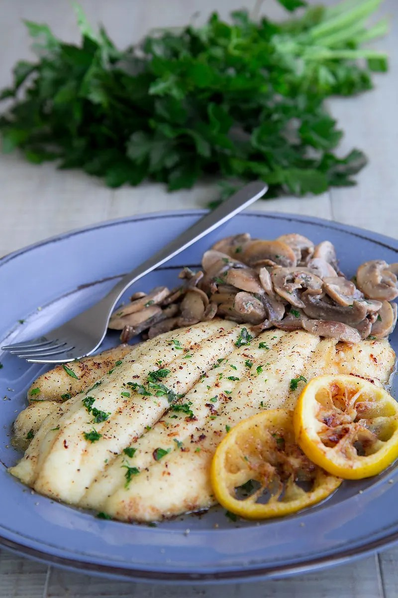 SOLE MEUNIERE RECIPE & HISTORY - all you need to know!