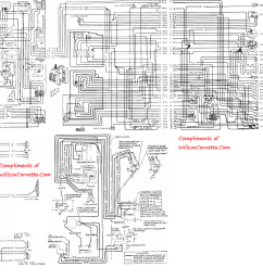 1963 corvette headlight switch wiring diagram [ 2900 x 1940 Pixel ]