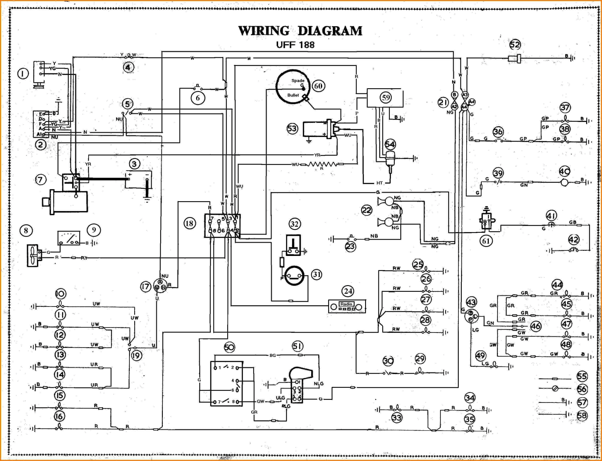 hight resolution of automotive wiring system diagram wiring diagram database auto electrical wiring diagram software