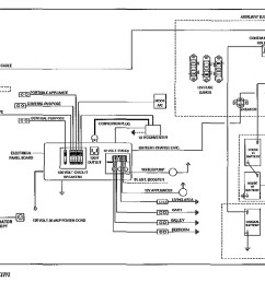 fleetwood battery wiring house electrical schematic wiring diagram tioga motorhomes battery wiring diagram [ 1410 x 825 Pixel ]