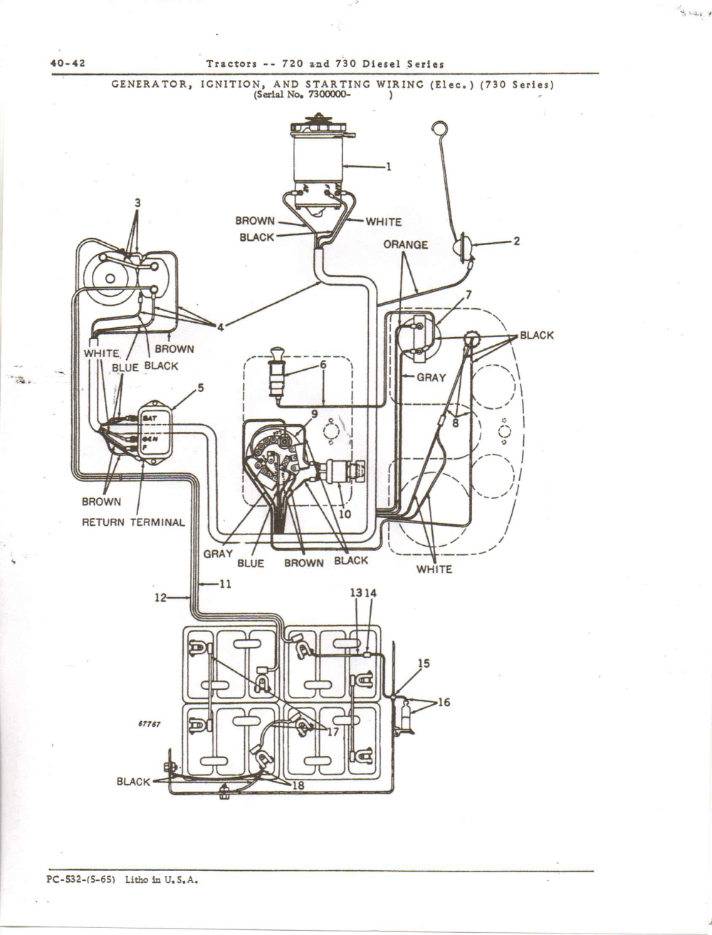 medium resolution of john deere 2755 tractor wiring diagram wiring schematic diagram john deere 2755 tractor wiring diagram wiring
