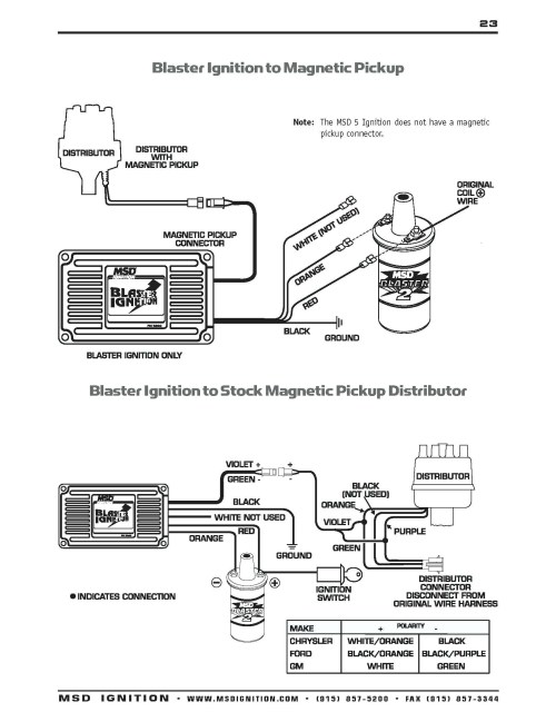 small resolution of msd ignition 6al wiring diagram