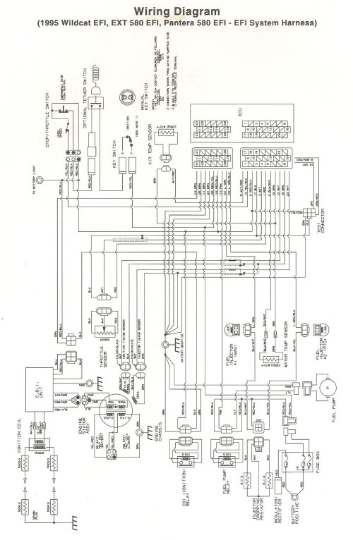 small resolution of yamaha grizzly wiring diagram plug accessory wiring diagram database 1995 yamaha kodiak wiring harness
