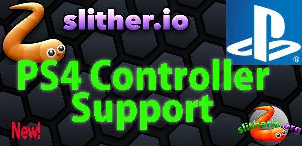 Slither Io Ps4 Controller Slither Io Skins Hacks Mods