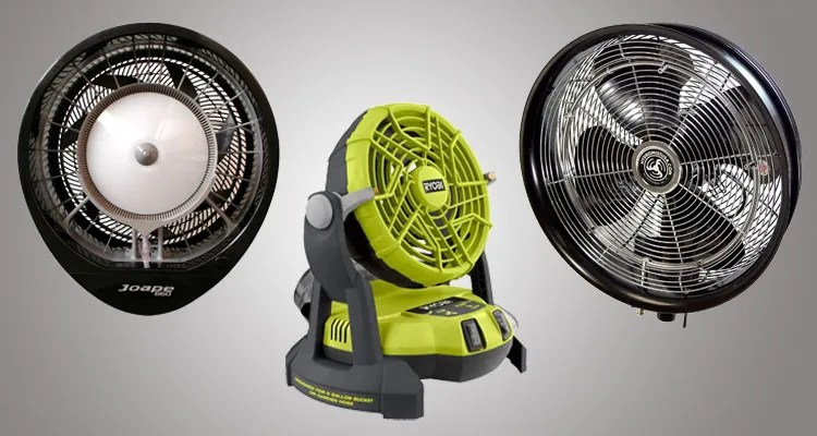 the best outdoor misting fans in 2021
