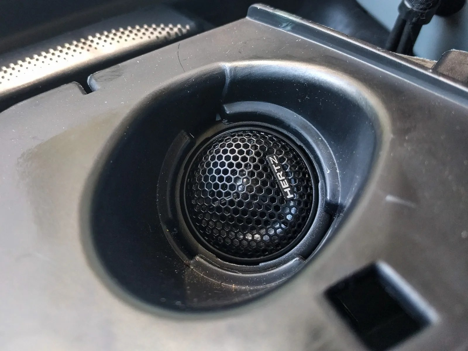 hight resolution of how to replace sprinter door and dash speakers