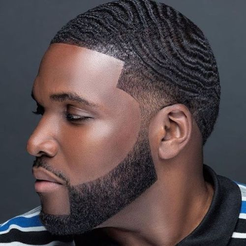 80 Trendy Black Men Hairstyles and Haircuts in 2018