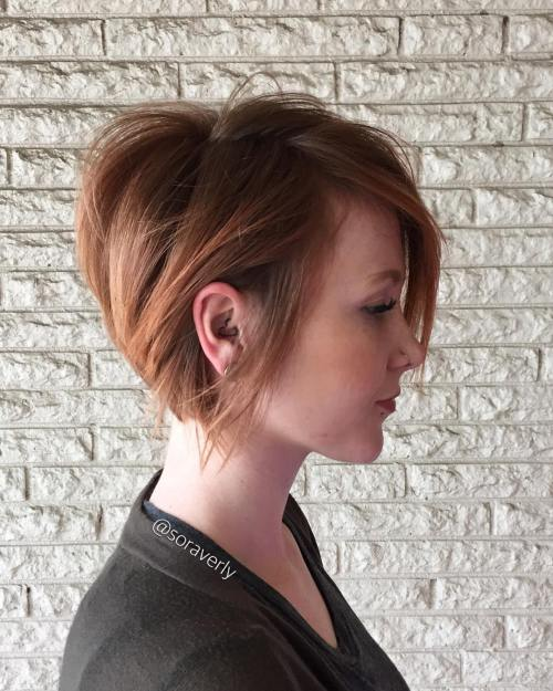 50 Cute and EasyToStyle Short Layered Hairstyles