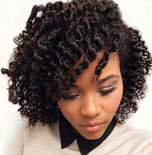 20 Hottest Flat Twist Hairstyles For This Year